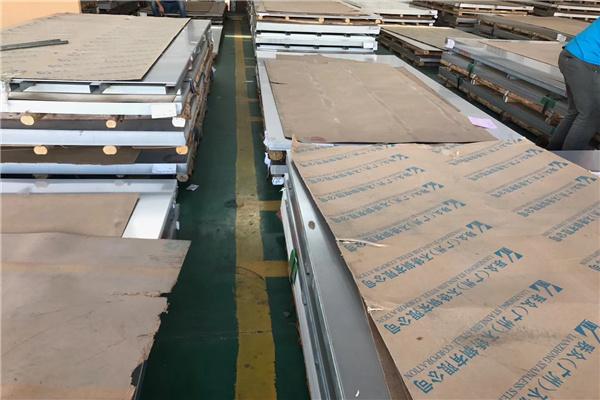 杭州不锈钢板材批发价格持续上涨中