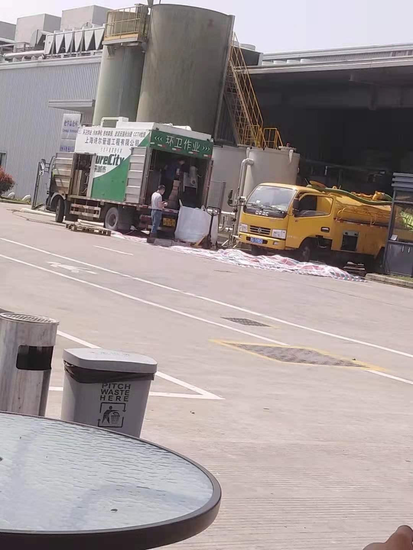扬州市调节池清理@专业公司