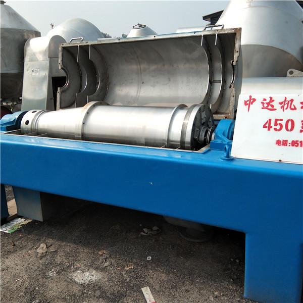 汕头回收淀粉离心机