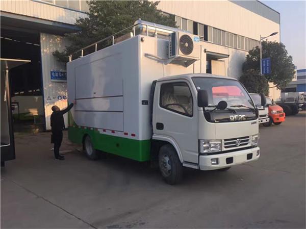 浙江省大型移动餐车厂家直销