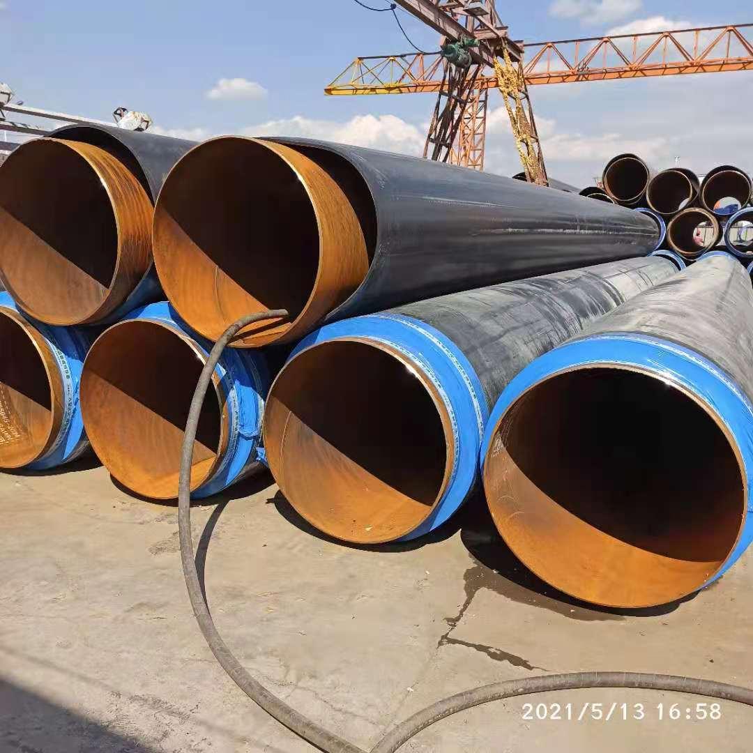 昌吉玛纳斯聚氨酯硬质泡沫预制直埋管市场情况