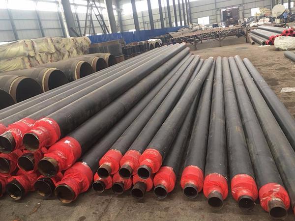 一体式保温钢管-黄夹克保温钢管生产厂家
