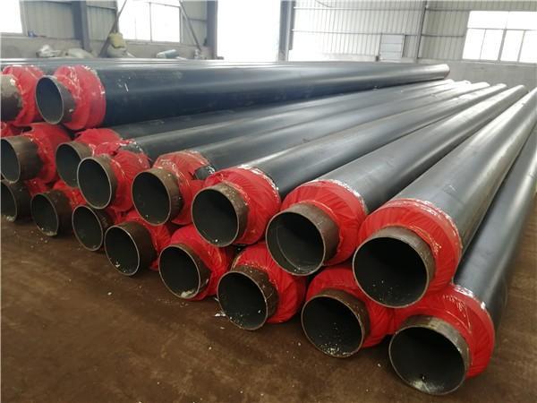 埋地保温螺旋钢管-大口径发泡保温钢管多少钱一米