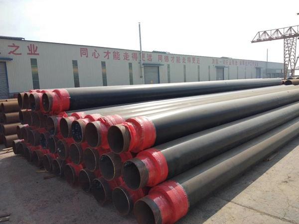 直埋保温直缝钢管-预制聚氨酯保温钢管多少钱一米