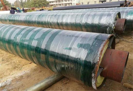 聚氨酯钢套钢保温管实体厂家肇东市