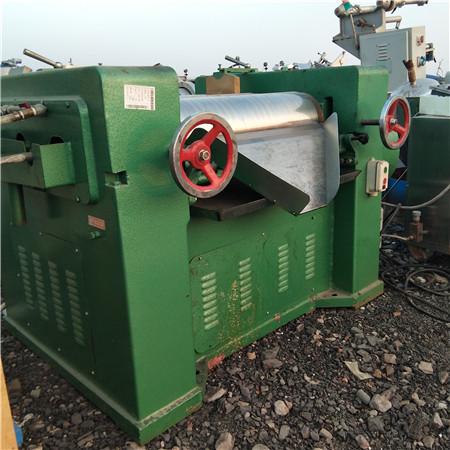 萧山回收400型三辊研磨机