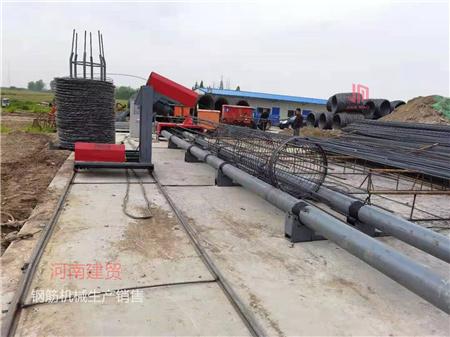 南钢筋笼绕丝机厂家生产销售