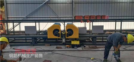 广西贵港钢筋加工机械优势及特点