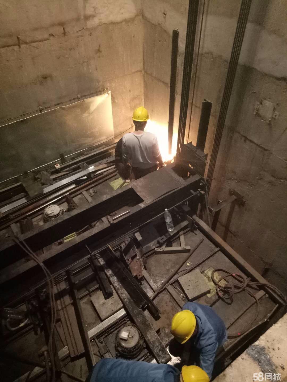 回收旧电梯实体厂家茂南区