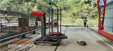陕西榆林钢筋加工机械河南建贸