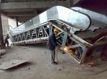 远县电梯拆除回收步梯