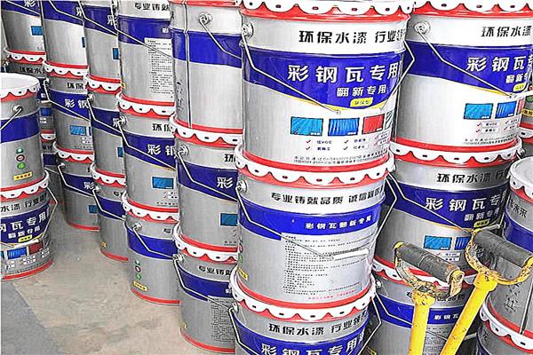 宜昌市五峰土家族自治縣醇酸防銹底漆配套面漆施工廠家