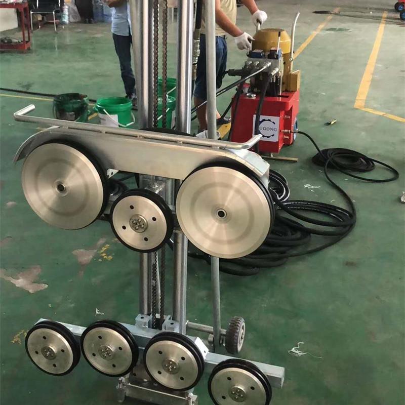 沧州孟村钢筋混凝土切割绳锯机操作简单
