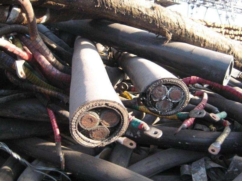 海珠区废旧电缆电线高价回收