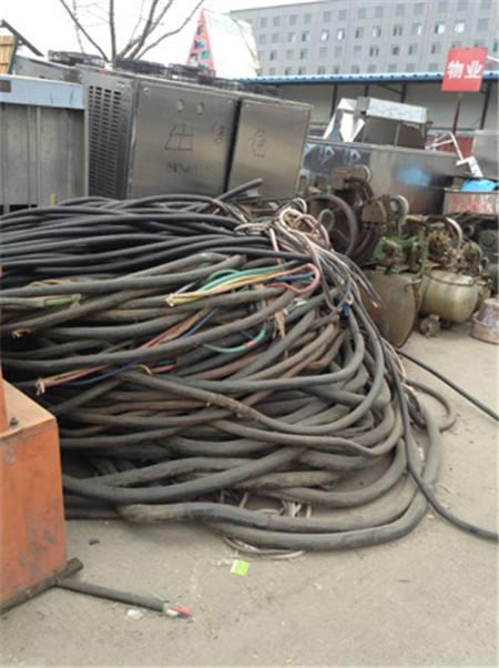 花都区废旧电缆电线回收报价