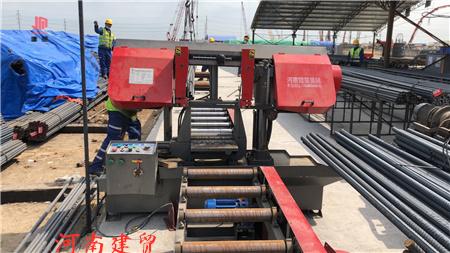 行业资讯:深圳市钢筋带锯床价格
