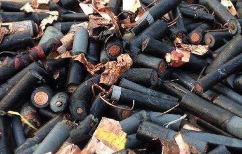 江门市开市电缆废铜回收公司信誉良好不欠款