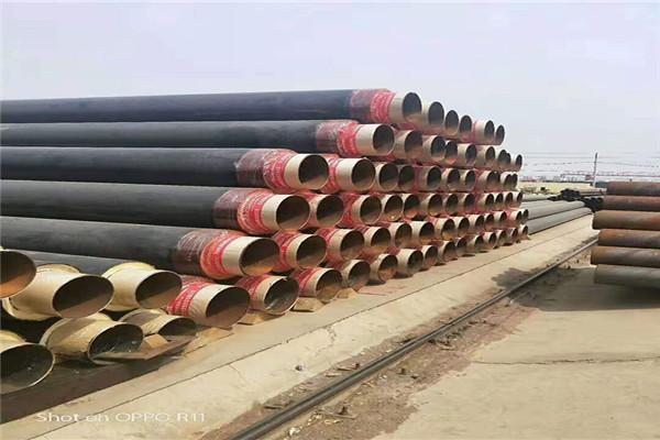 宁夏钢套钢直埋保温管市场价格-厂家特选