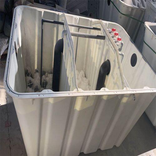 云南玻璃钢化粪池0.8立方批发全省市发货