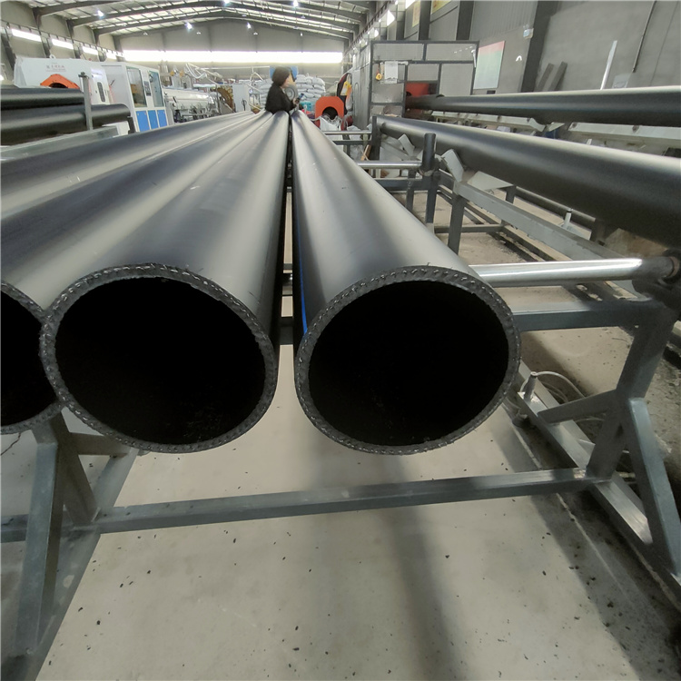山pe顶管 pe拉管 pe给水管 110口径价格浮动