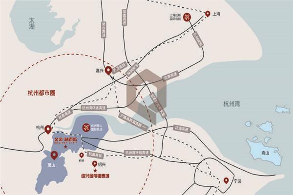 【2021年】萧山《金帝融泰城》现在定价多少,项目地址在哪