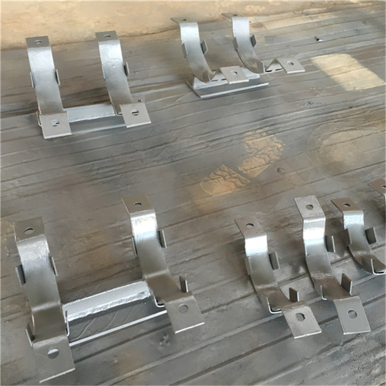 莱西DK-2卡箍型导向管托产品特点