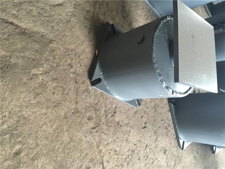 北海铁山港T5.103整定弹簧支吊架保质保冷