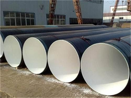 河南省焦作市普通级三层PE防腐钢管多少钱一米