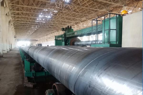 视角观察-DN600螺旋钢管-生产厂家