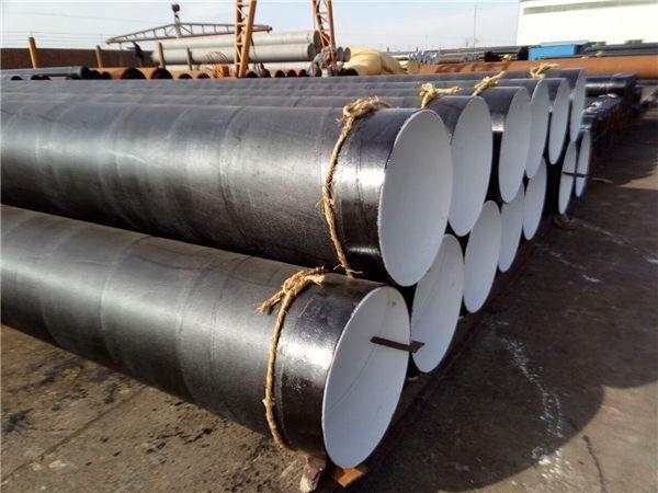 污水用防腐直缝钢管大型厂家东川