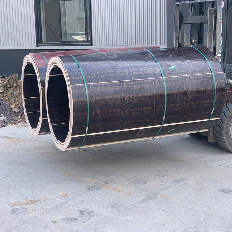 青岛 圆柱模板 生产厂家