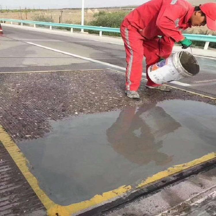 闻喜路面漏石子高强修补料生产厂家