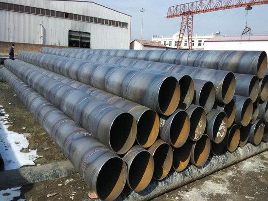 宁德周宁暖气管用焊接螺旋市场行情趋势