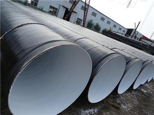 输水用环氧煤沥青防腐螺旋钢管大型厂家咸阳乾县