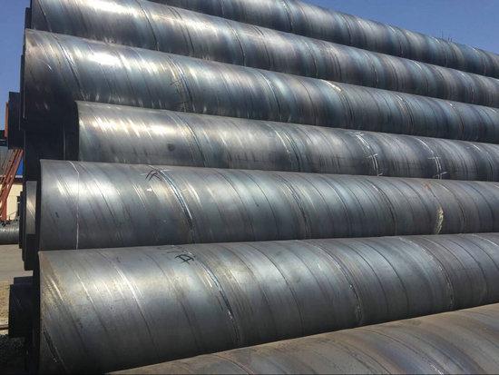 朔州鲁焊接螺旋钢管生产标准