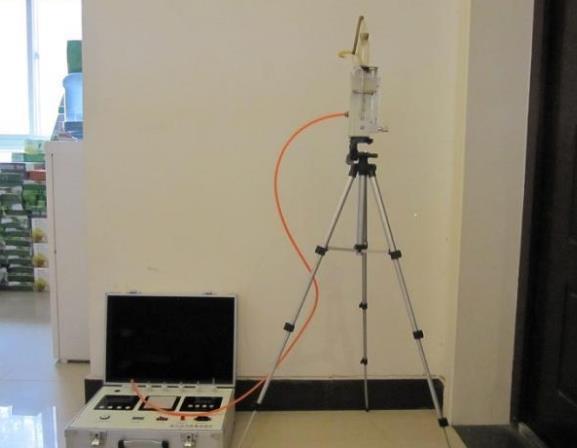 宜昌室内空气检测出具检测报告
