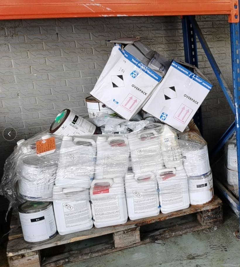 淄博市聚氨酯树脂-现场回收-中介有稠