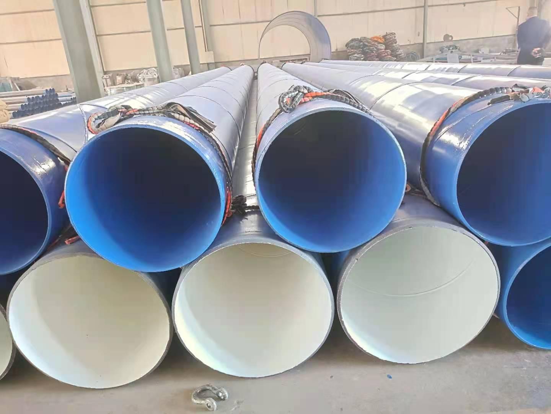 景县饮水管道用防腐螺旋管*L360NB高频焊接钢管厂家*成品保温管