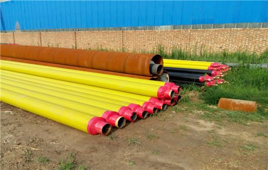 供热管网用直径38直埋保温管厂家批发价格-【友浩管道】