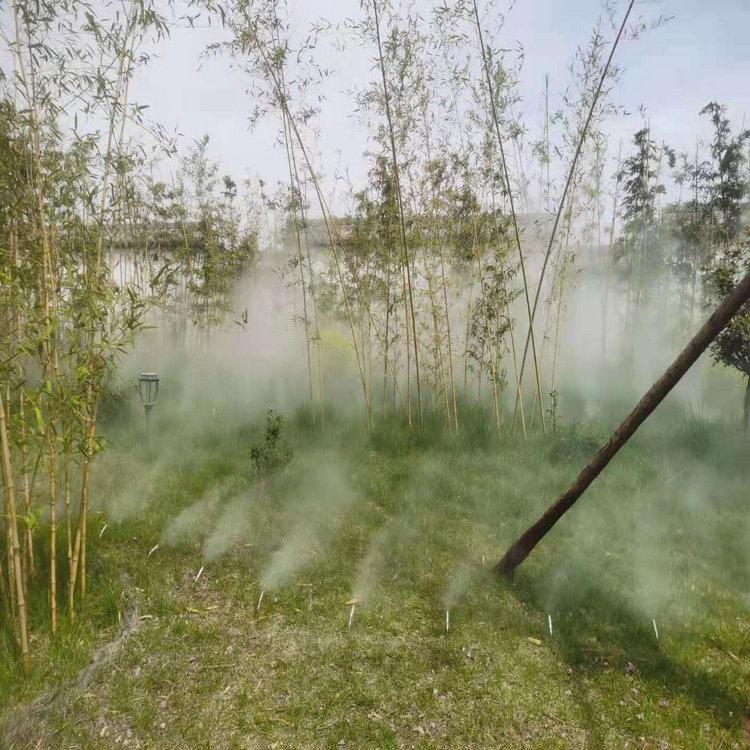 周口商业街造雾设备  雾森系统品牌型号