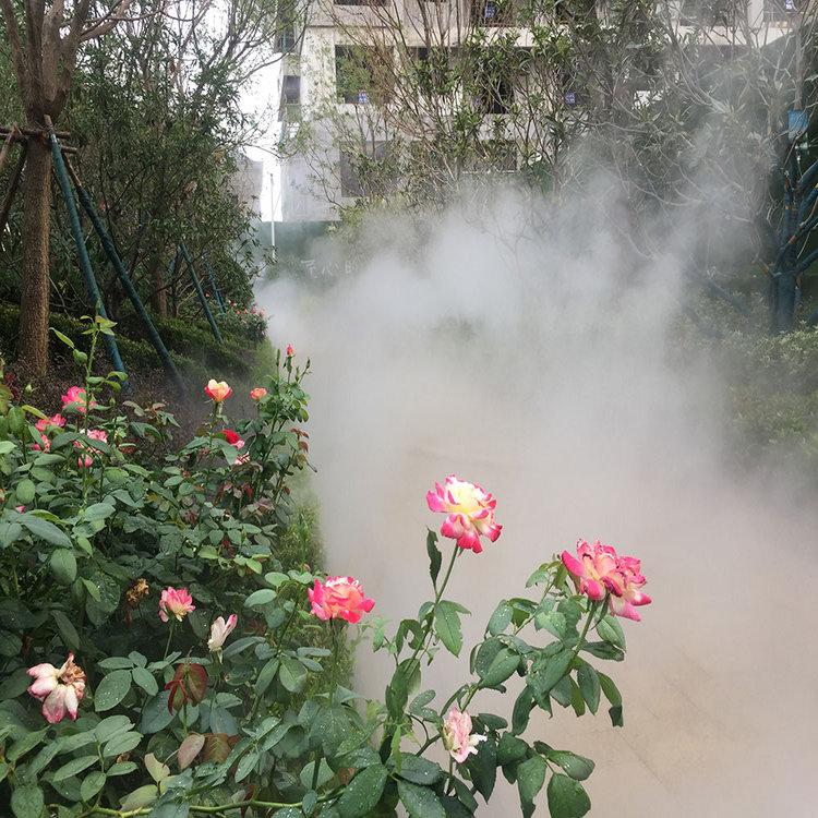 随州高压喷雾景观设备规格齐全