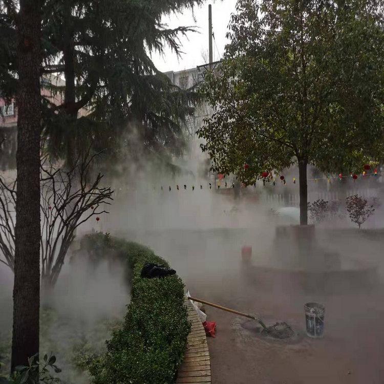 无锡示范区喷雾设备方案
