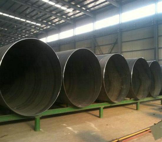 工业用水管道螺旋钢管厂家报价(大量现货库存)潮南