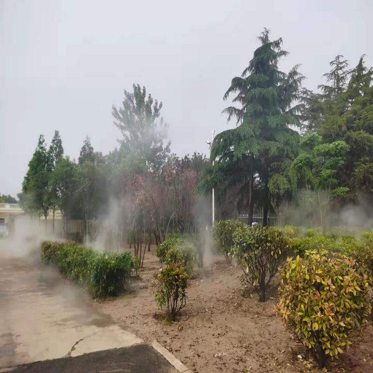 荆州高压雾喷设备安装