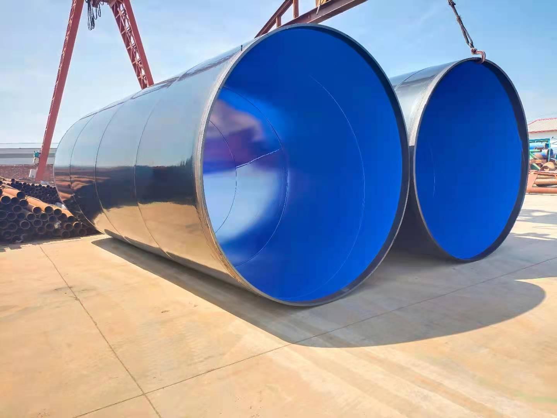 苏州吴江缠绕式三层PE防腐钢管-X46/L320高频焊接钢管厂家--各大厂家价格