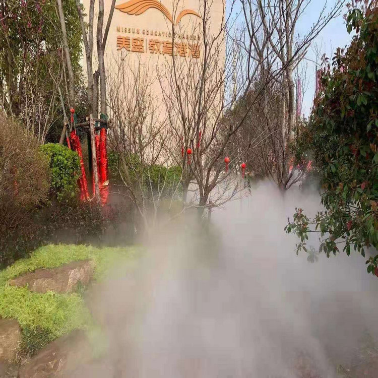 南召示范区喷雾系统售后