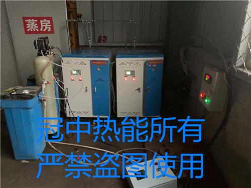 大同市48kw电加热蒸汽发生器安装方法