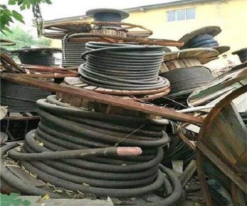 湖州市收购电线电缆24小时估价__回收价格高