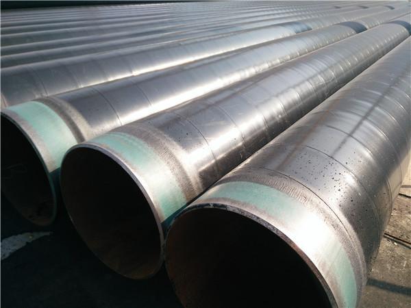 建筑结构用3pe防腐钢管--加强级3pe防腐直缝钢管大型商家