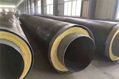 长宁专业钢套钢蒸汽保温钢管厂家钢套钢保温管道价格瑞盛管道合理